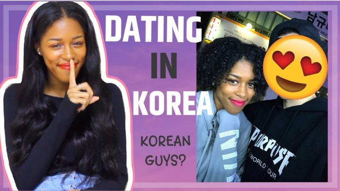 Dating In Korea, As Told By A Black Girl (Kiya Boyd)