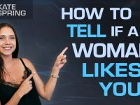 How To Tell If a Woman Is Into You
