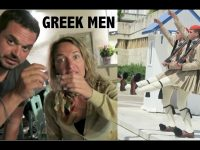 Paros & Athens | Hunting greek men!