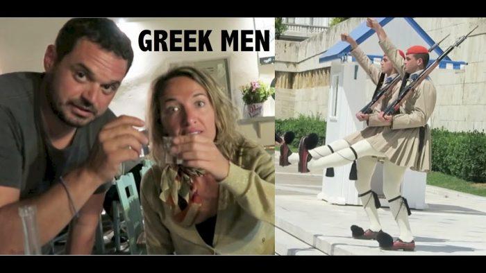 Paros & Athens | Hunting greek men!