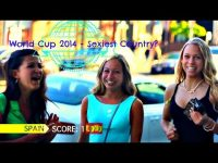 What is the SEXIEST Country I WORLD CUP 2014 EDITION