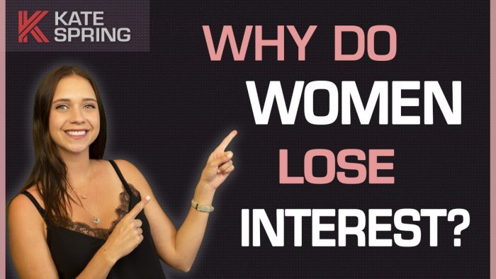 Why Women Lose Interest (And How to Prevent That From Happening!)